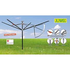"Juwel Wäschespinne Futura Elegant XXL ""Lift"""