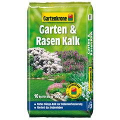 Gartenkrone Garten- und Rasenkalk