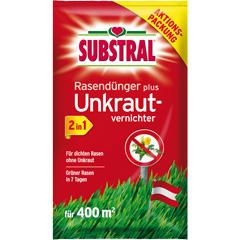 Substral Rasendünger 2 in 1 mit Unkrautvernichter