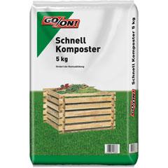 GO/ON  Schnellkomposter
