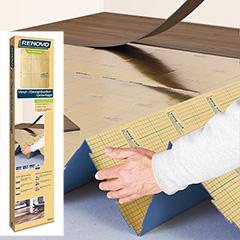 RENOVO Vinyl-/ Designbodenunterlage 1,5 mm