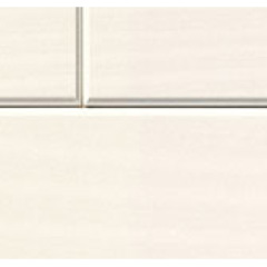 MEISTER Feuchtraum-Paneel Bocado Silberesche Dekor 330