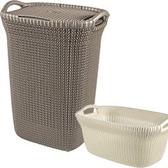 CURVER Wäschebox oder -korb