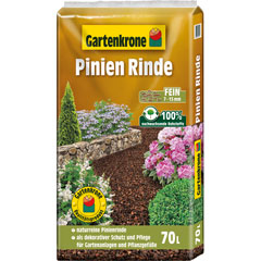 Gartenkrone Pinienrinde