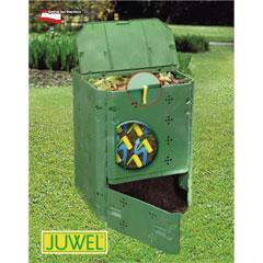 Juwel Ganzjahreskomposter BIO 600/400 mit Windsicherung