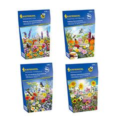 KIEPENKERL Blumenmischungen für Vögel und Nützlinge