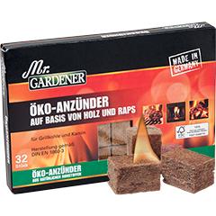 Mr. Gardener Öko-Anzünder