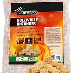 Mr. Gardener Holzwolle-Anzünder