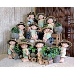 Gartenkinder