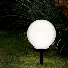 CASAYA LED-Solar Kugel