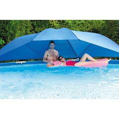 Poolüberdachung für Frame Pool-Set Rondo und Ultra