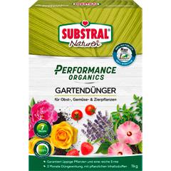 Substral Performance Organics Gartendünger