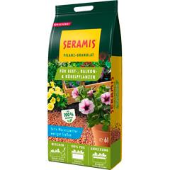Seramis Pflanz-Granulat für Beet-, Balkonund Kübelpflanzen