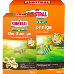 """Substral Rasensamen """"Der Sonnige"""""""